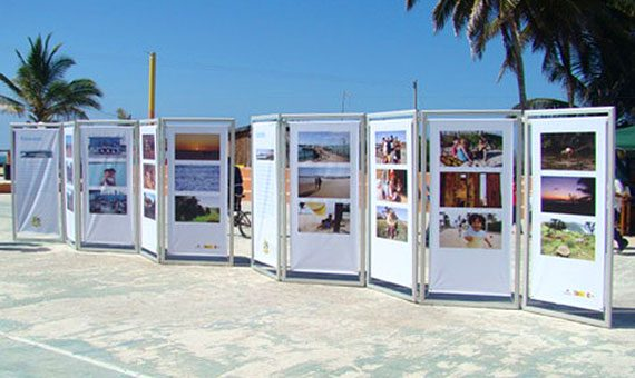 Traveling Photo Exhibition